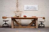 Ellis Farm Table - kith&kin makers  - 2