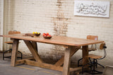 Ellis Farm Table - kith&kin makers  - 5