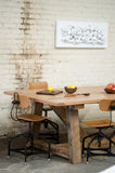 Ellis Farm Table - kith&kin makers  - 4