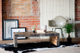 Rustic Modern Coffee Table - kith&kin makers  - 1