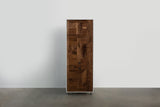 Patchwork Walnut Wardrobe - kith&kin makers  - 11