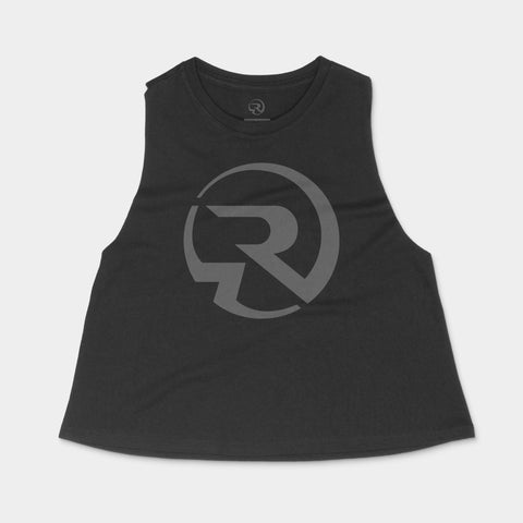ROMWOD Crop - Black