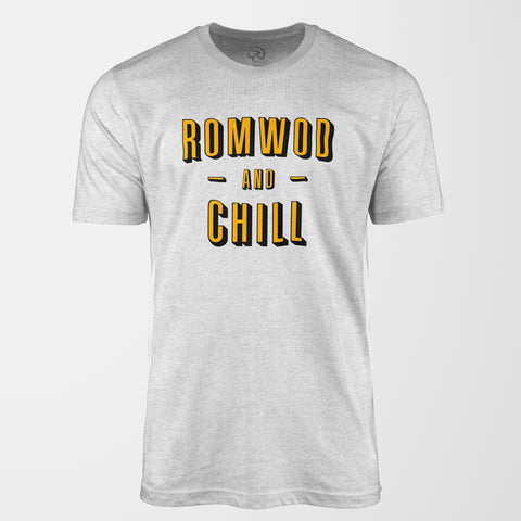 ROMWOD & Chill Mens T-Shirt