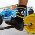 "ROMWOD ""Swole & Flexy"" Socks"