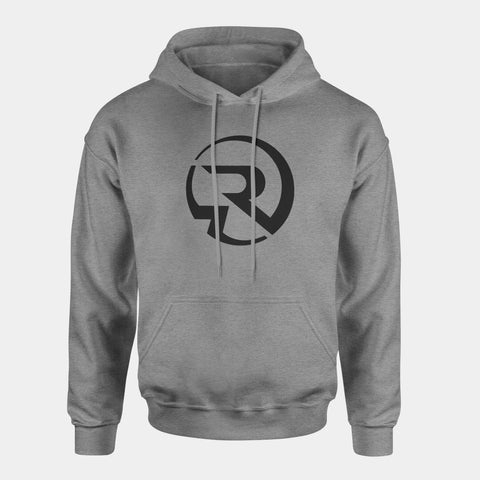 ROMWOD Hoodie - Grey Heather