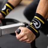 ROMWOD Wristbands - Black