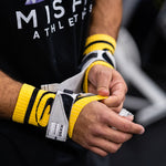 ROMWOD Wristbands - Yellow