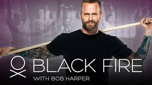 Bob Harper in Black Fire - The perfect gift for the active man