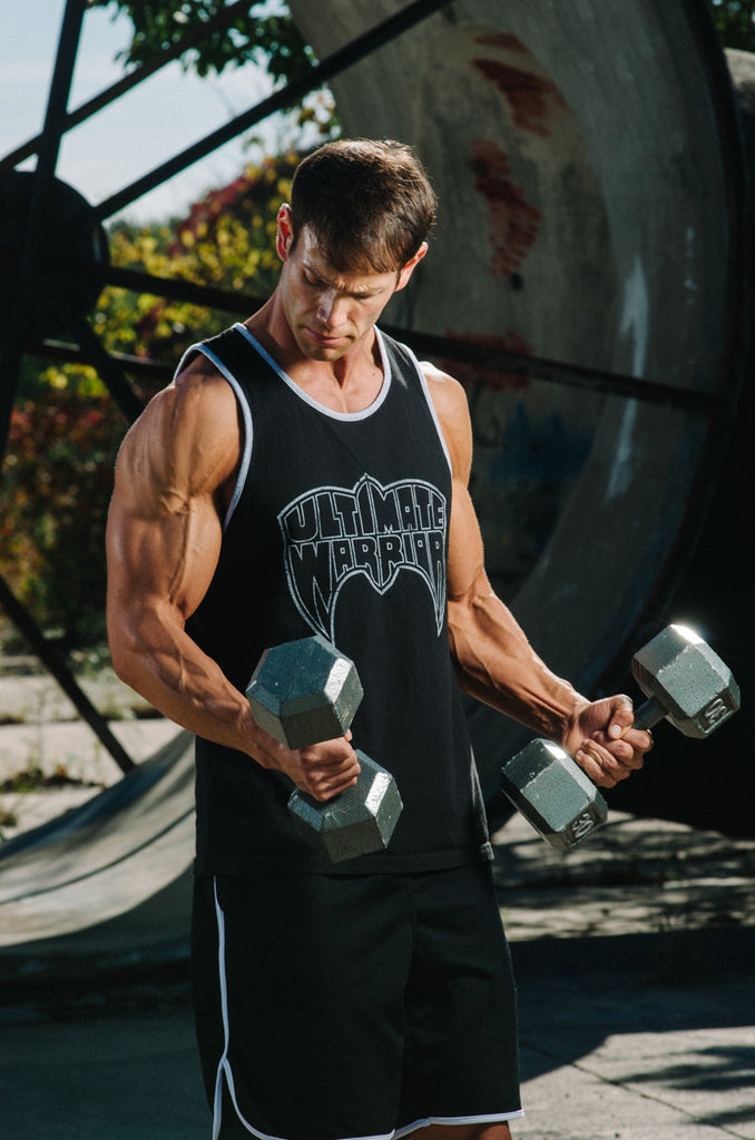 Michael Witting gives tips on resistance training