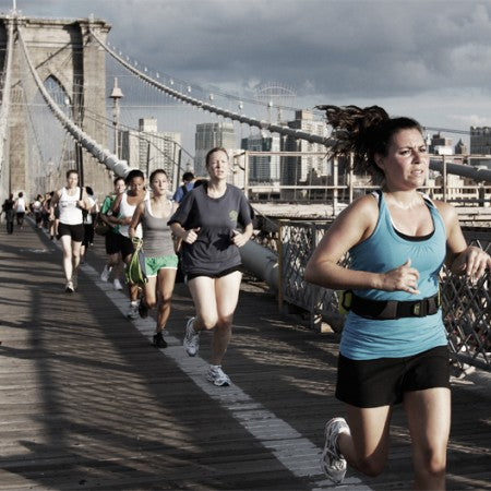 The Brooklyn Bridge bootcamp Workout