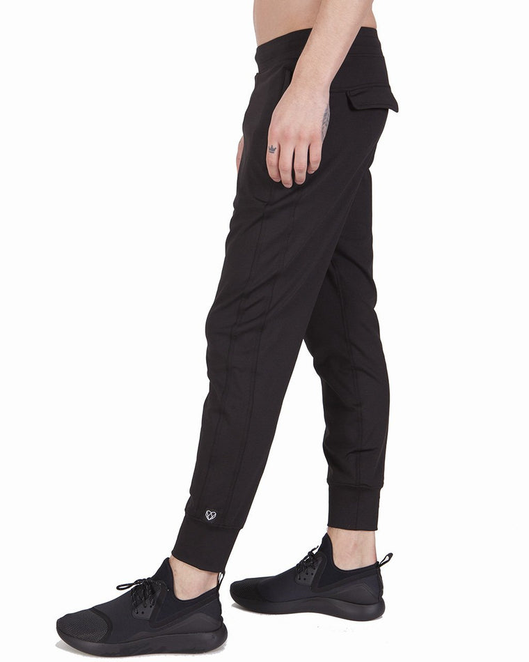 perfect fitted comfortable athletic workout jogger