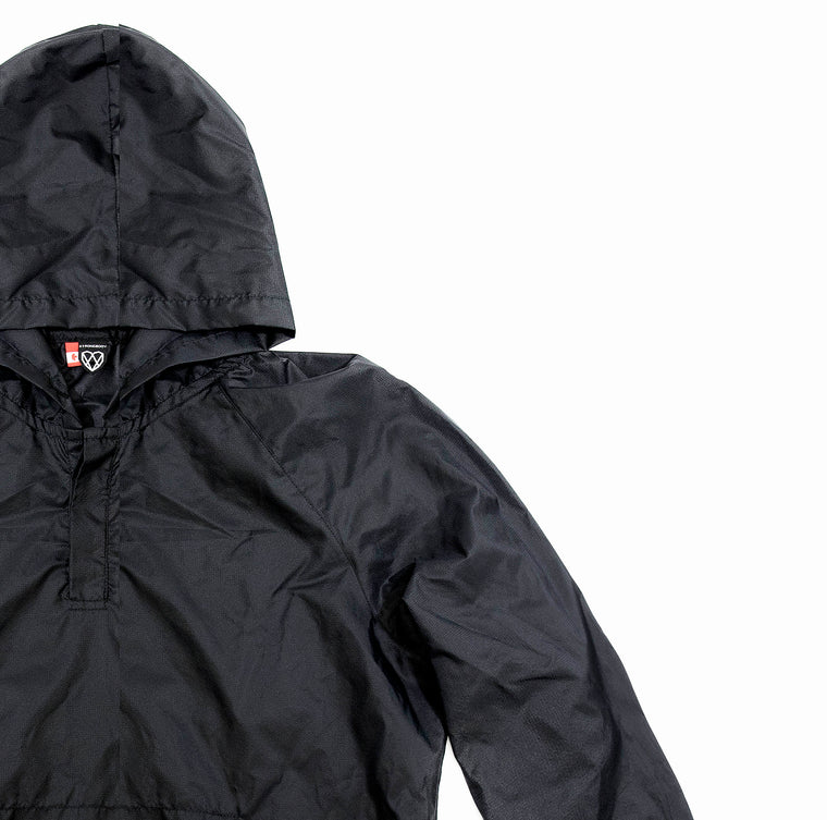Revel Windbreaker Details