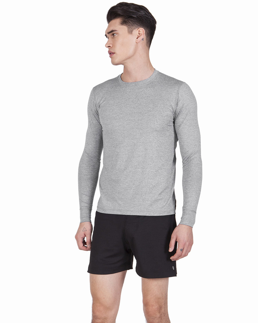 Technical Running Shirt and Shorts for men, comes in a kit.