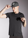 Midnight Black Fitted Hat - Strongbody Apparel  - 1