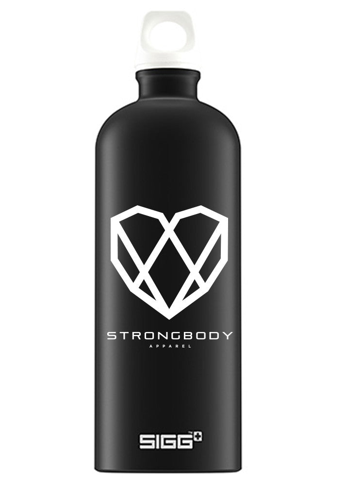 Strongbody Apparel Logo SIGG Water Bottle