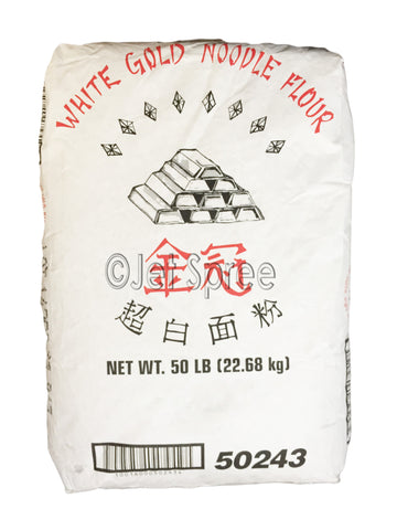 Bleached Wheat (Noodle) Flour - White Gold