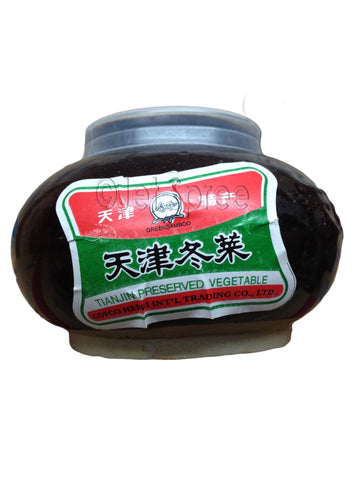 Preserved Vegetables - Green Bamboo
