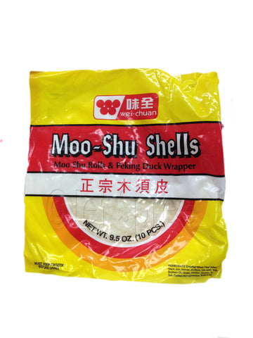 Moo Shu Shells - WC