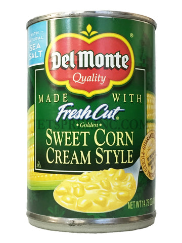 Sweet Corn Cream - Del Monte