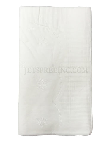 Dinner Napkin White 2 Ply #DN268