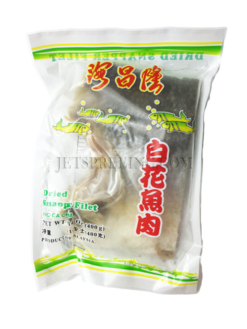 Dried Snapper Fish