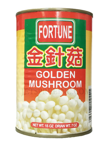 Golden Enoki Mushroom - Golden Fortune