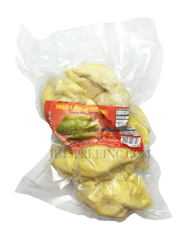 Frozen Seedless Durian Meat