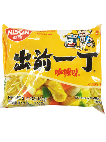 Ramen Curry Flavor - Nissin