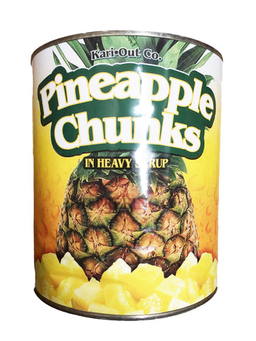 Pineapple Chunks - Kari Out