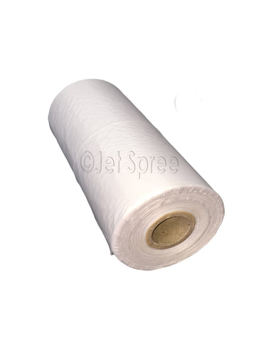 Clear Roll Bags - 4 Rolls