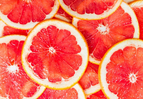 Grapefruit benefits for your skin