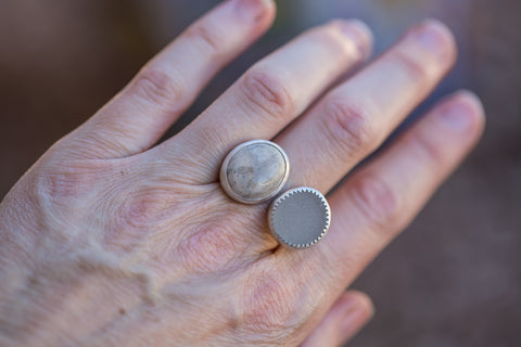 Sand and Sea Ring-Size 7-8
