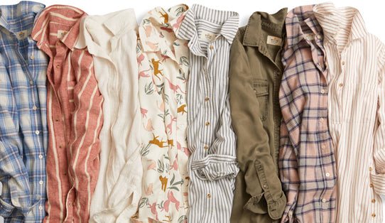 Buttery Soft Button Downs