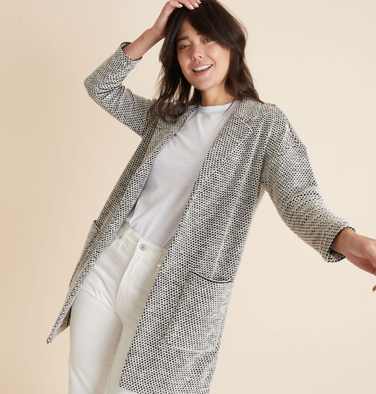 Birdseye Cardigan is baaack(!)