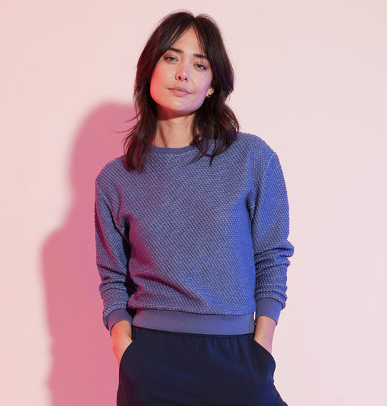 Meet the Birdseye Sweatshirt