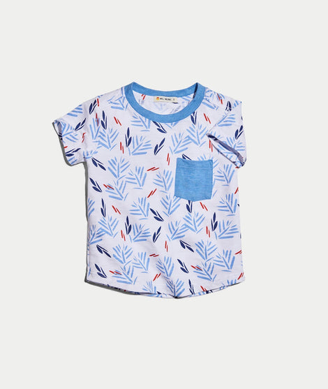 Avery Saddle Tee