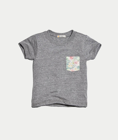 Mini Waimea Pocket Tee