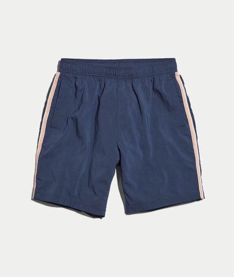 Rory Sport Shorts in Dark Denim