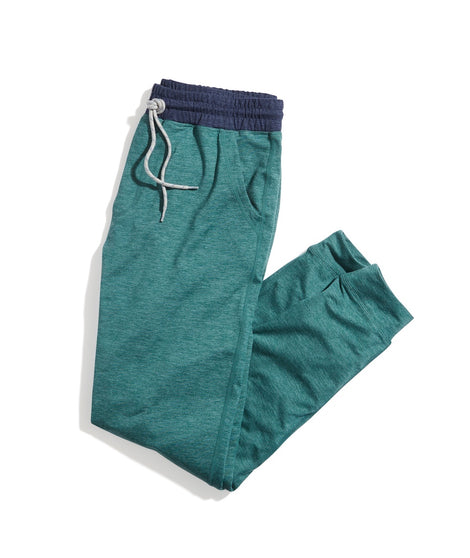 Sport Yoga Jogger in Blue Spruce/Black Iris