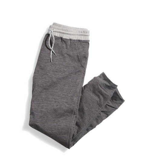 Sport Yoga Jogger in Dark Heather Grey