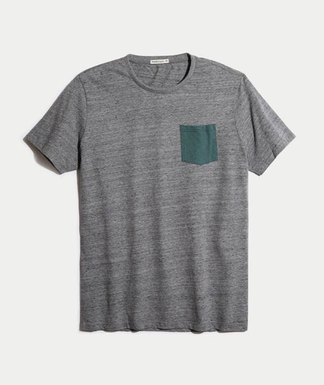 Tucker Pocket Tee