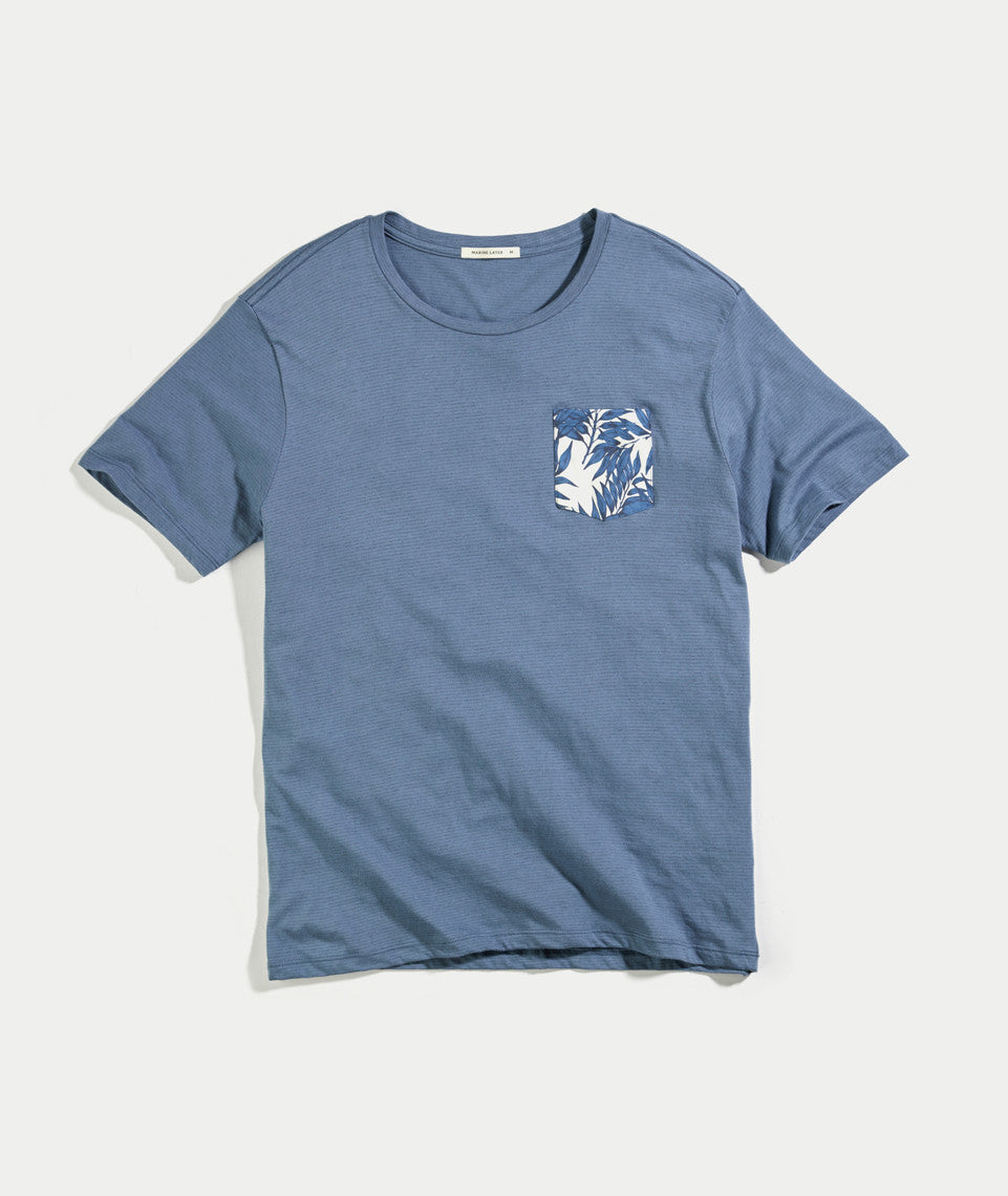 Samuel Pocket Tee