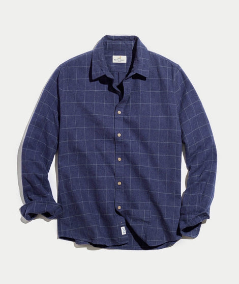 Heath Button Down