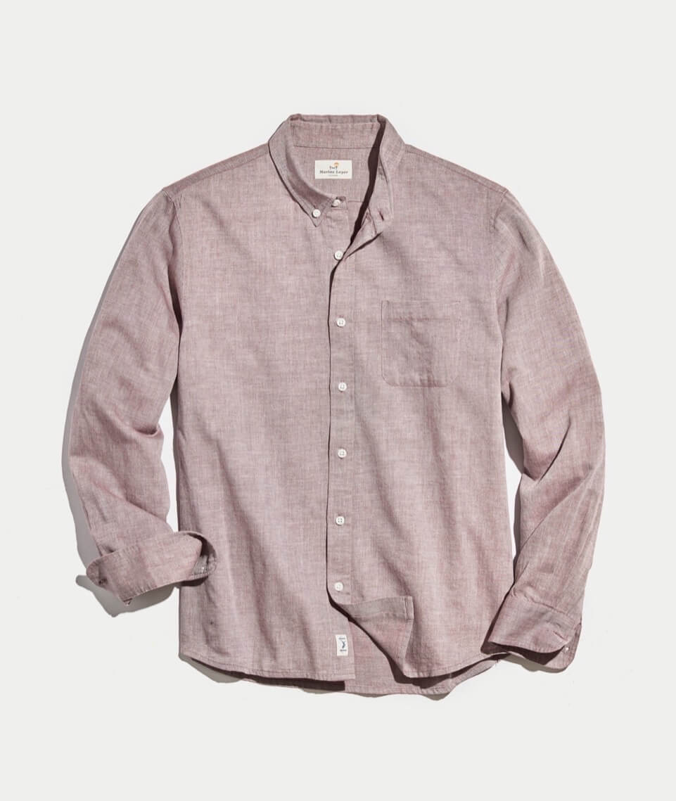 Quentin Button Down
