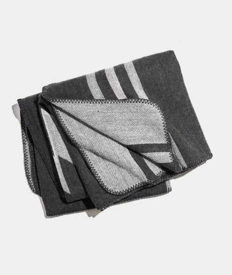 Arrowhead Blanket in Tonal Greys