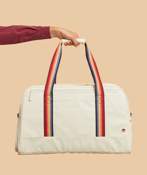 Re-Spun Weekender Bag in Natural