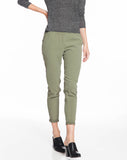 Trouser Pants - Lichen Green