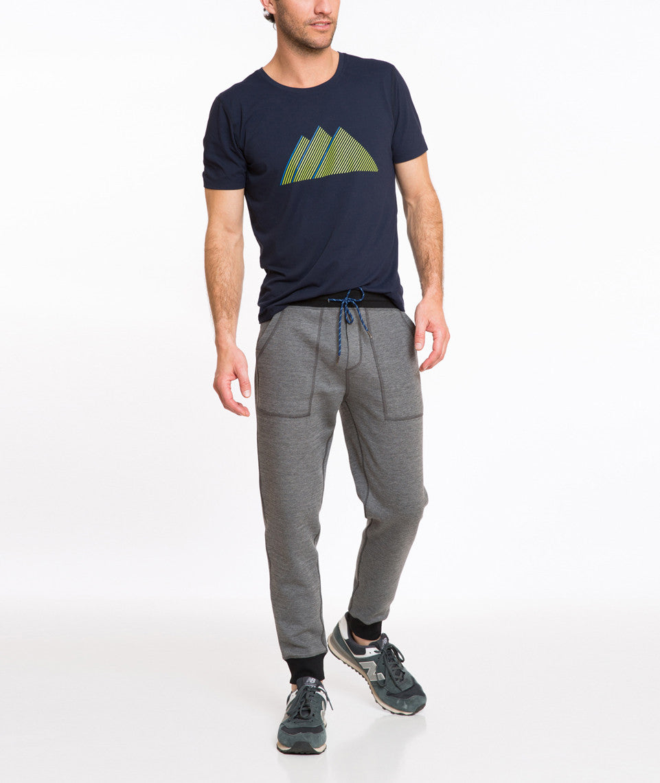 RISE Joggers - Heather Grey