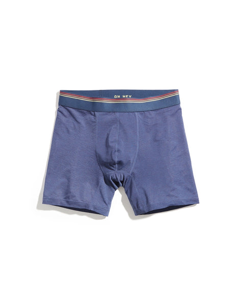 Air Boxer Brief in Crown Blue