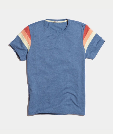 ML Stripe Tee